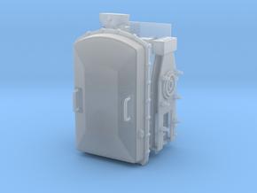 Castor 1:25 Baugruppe #5 (Radarkopf) in Smooth Fine Detail Plastic
