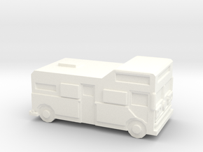 Camper/RV  in White Strong & Flexible Polished