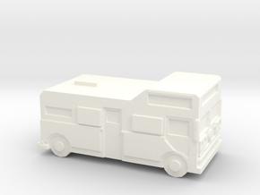 Camper/RV  in White Processed Versatile Plastic