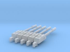 PKM lascannon in Smooth Fine Detail Plastic