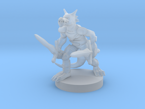 Kobold Rogue in Smooth Fine Detail Plastic