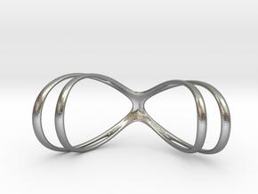 Splint - HE-double in Natural Silver