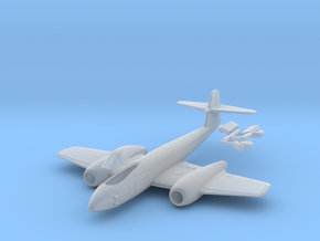 029C Meteor F8 1/200 Kit in Smooth Fine Detail Plastic