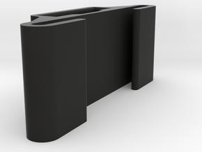 Steadicam 'Zephyr' Vest Strap Retainer in Black Natural Versatile Plastic