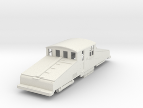 HO Scale CNSM 455 - 456 Battery Loco in White Natural Versatile Plastic