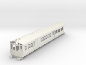 O-76-lnwr-steam-railmotor-1 in White Natural Versatile Plastic