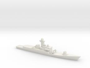 Kora-class Corvette, 1/2400 in White Natural Versatile Plastic