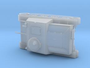 1/87th (H0) scale Skoda S.I.J. in Smooth Fine Detail Plastic
