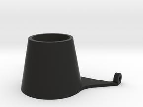 Pen Tablet Stylus Holder in Black Natural Versatile Plastic