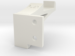 Baby Latch 2. SLDPRT in White Natural Versatile Plastic