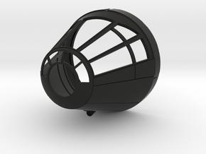 Falcon DeAgo Cone v4.1 in Black Premium Versatile Plastic