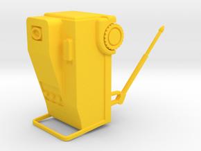 Hochdruckreiniger in Yellow Processed Versatile Plastic