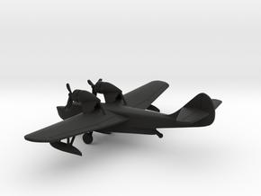 Douglas YOA-5/YB-11 (landing gears) in Black Natural Versatile Plastic: 1:350