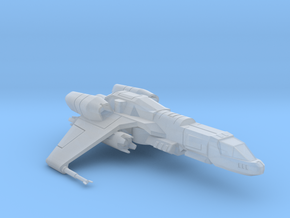 1/270 Custom Kihraxz Fighter for X-Wing Miniatures in Smoothest Fine Detail Plastic