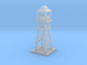 1/285 Watch Tower/Labor Camp Game Pieces in Smooth Fine Detail Plastic