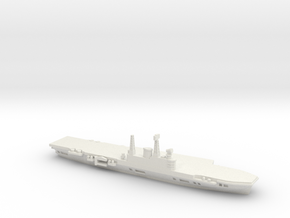 HMS Eagle R05 (1971), 1/1800 in White Natural Versatile Plastic