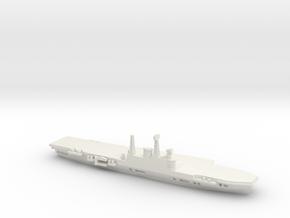 HMS Eagle R05 (1971), 1/2400 in White Natural Versatile Plastic