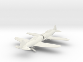 Reggiane Re.2000 in White Natural Versatile Plastic: 1:200