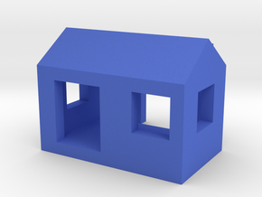 Computer Camera House in Blue Processed Versatile Plastic