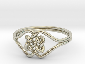 Custom Celtic 15.5mm in 14k White Gold