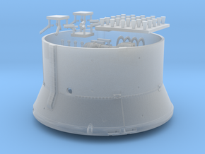 Soyuz FUD1-1.48 in Smooth Fine Detail Plastic