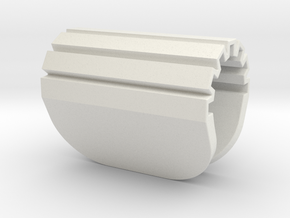 Webcam Privacy Screen in White Premium Versatile Plastic