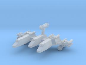 3788 Scale Lyran War PF/Gunboat Tender CVN in Smooth Fine Detail Plastic