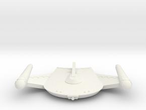 3788 Scale Romulan War Eagle MGL in White Natural Versatile Plastic