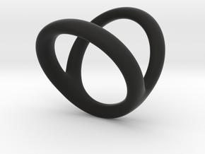 Ring 6 for fergacookie D1 1 D2 2 Len 17 in Black Premium Strong & Flexible