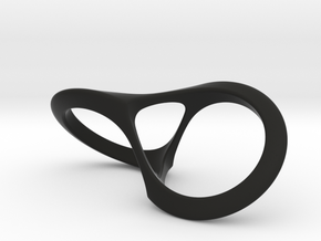 Fortuna's Ring in Black Premium Strong & Flexible: 8 / 56.75