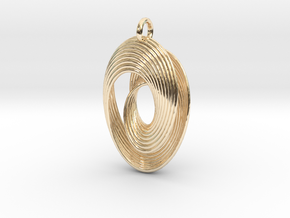 Mobius VII in 14K Yellow Gold