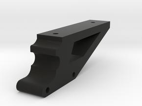 Mavic Pro/Platinum Tablet Mount v4 bottom-right in Black Natural Versatile Plastic