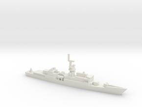 Chi Yang-class Frigate, 1/1250 in White Natural Versatile Plastic