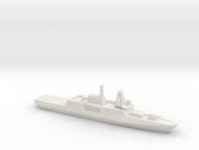 ORP Ślązak (2015), 1/1250 in White Natural Versatile Plastic