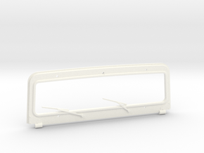 Marui CJ-7 Windshield in White Processed Versatile Plastic