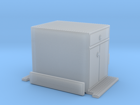 1/160 Crown Snorkel Cabinet in Frosted Ultra Detail