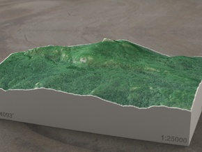 Camels Hump, Vermont, USA, 1:25000 Explorer in Full Color Sandstone