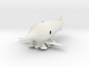 1/700 Aeronautical Development in White Strong & Flexible