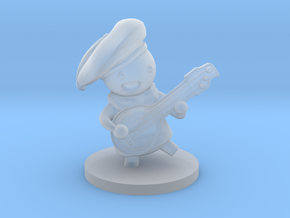 Bard in Smooth Fine Detail Plastic