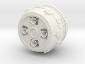 1/72 NASA/JPL MAV CAPSULE - CONVERTIBLE in White Natural Versatile Plastic