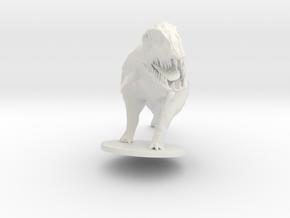 Trex in White Natural Versatile Plastic: Medium