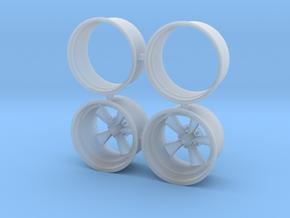 CragarSS 1/24 15x14.5 in Smooth Fine Detail Plastic