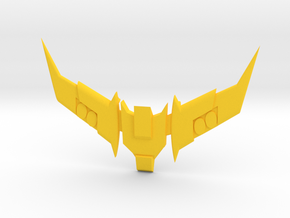 MTMTE Rodimus Spoiler in Yellow Strong & Flexible Polished