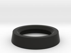 visoScope Lens Ring (30D) in Black Natural Versatile Plastic