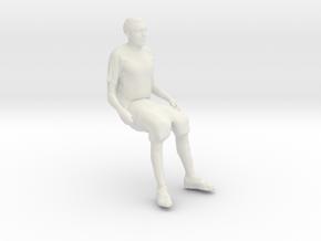 Printle C Homme 1108 - 1/24 - wob in White Natural Versatile Plastic