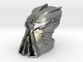 Kanohi Ignika V2  in Raw Silver