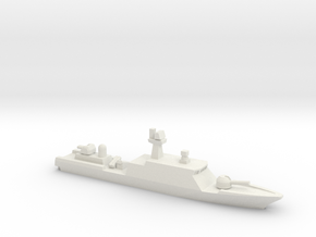 Gumdoksuri-class patrol vessel, 1/1250 in White Natural Versatile Plastic