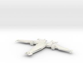 NovaDive Republic Scout LLC SP PD (1/270) in White Natural Versatile Plastic