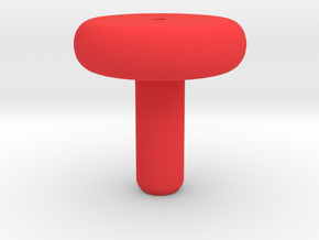 T 3D Light Shaper in Red Processed Versatile Plastic