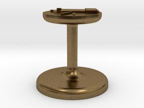 Telescope Wax Seal in Natural Bronze